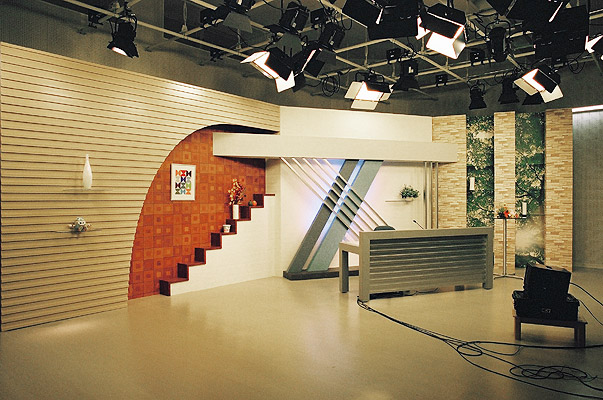 NCVスタジオ ニューメディア函館センター NEWSスタジオ